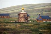 Кашпирский монастырь, урочище. Симеоновский Благовещенский мужской монастырь
