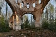 Церковь Михаила Архангела - Холмец, погост - Калининский район - Тверская область