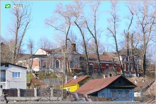 Введенский мужской монастырь, Вязники