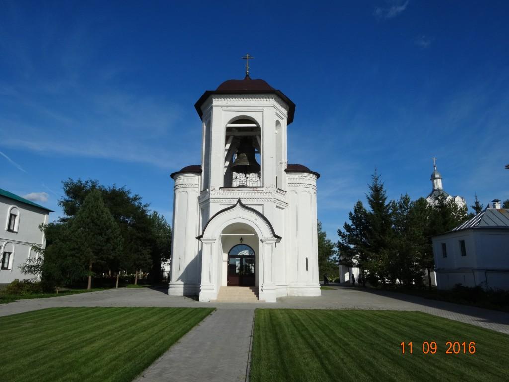 Троицкий Герасимо-Болдинский мужской монастырь, Болдино