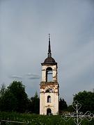 Церковь Николая Чудотворца - Попово - Кирилловский район - Вологодская область
