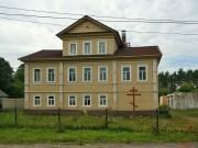Церковь Александра Свирского при Доме милосердия - Паша - Волховский район - Ленинградская область