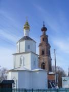 Церковь Троицы Живоначальной - Полянка - Лаишевский район - Республика Татарстан