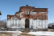 Церковь Покрова Пресвятой Богородицы - Камышевка - Шатровский район - Курганская область