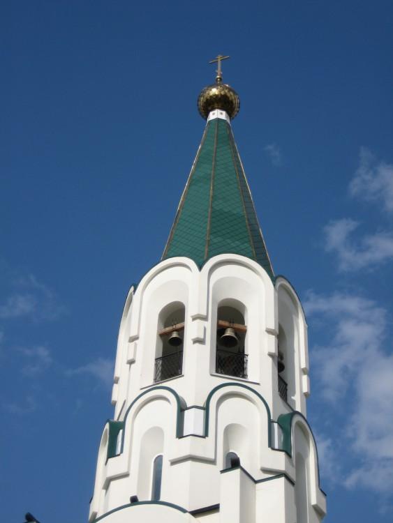 Краснодарский край, Краснодар, город, Краснодар. Церковь Сошествия Святого Духа, фотография. архитектурные детали