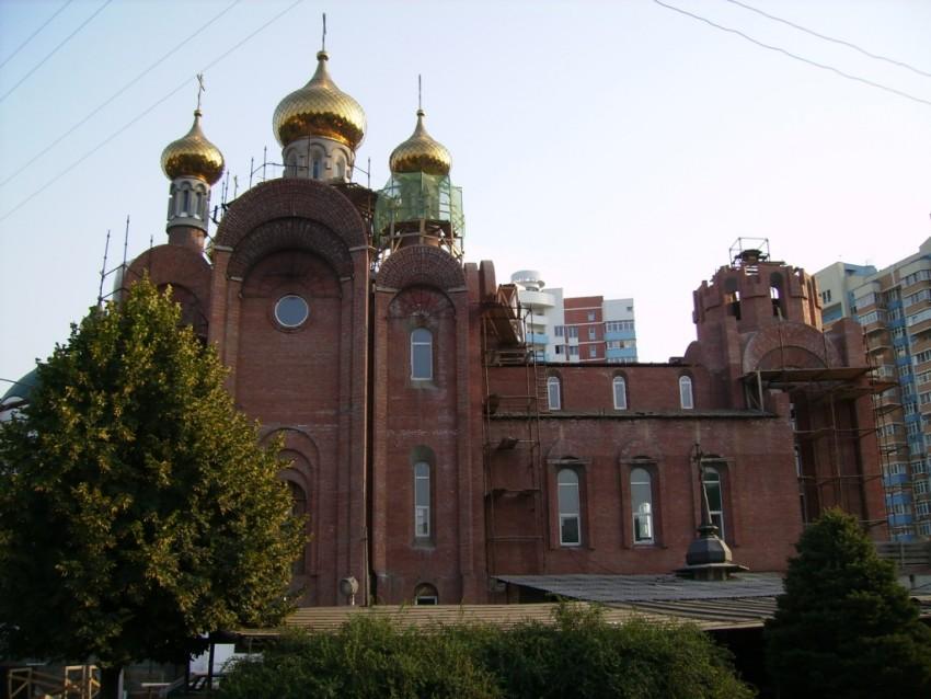 Краснодарский край, Краснодар, город, Краснодар. Церковь Сошествия Святого Духа, фотография. фасады