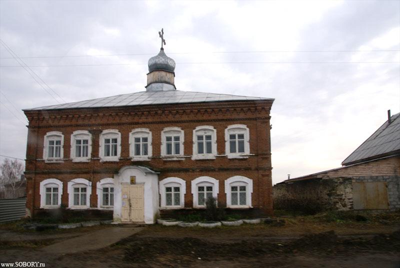 Церковь Сретения Господня, Колчедан