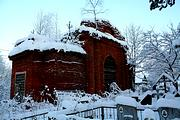 Устюжна. Василия Великого на Преполовенском кладбище, церковь