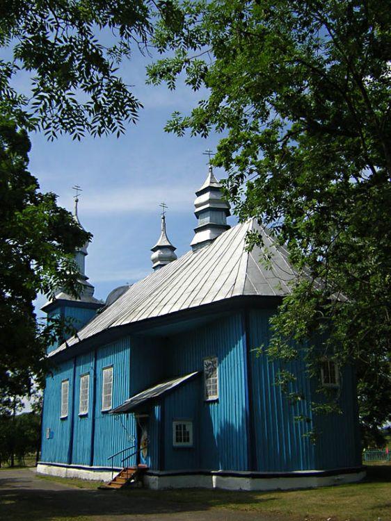 Церковь Георгия Победоносца, Воловель