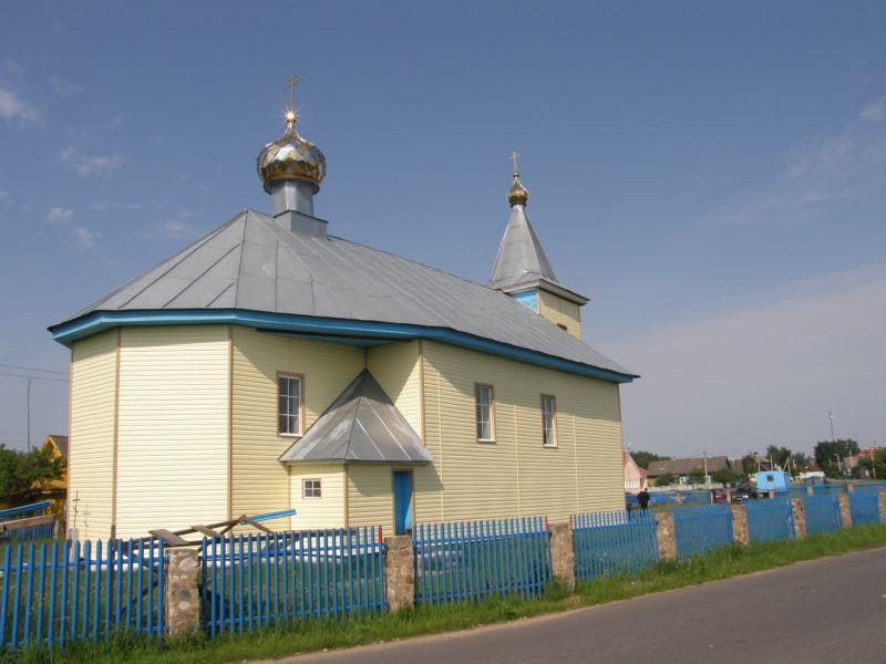 Церковь Николая Чудотворца, Юратишки