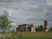 Нокшино. Храмовый комплекс. Церкви Рождества Пресвятой Богородицы и Константина равноапостольного