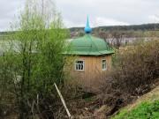 Неизвестная часовня у Троицкой церкви в Зеленской слободе - Тотьма - Тотемский район - Вологодская область
