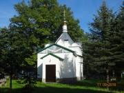 Троицкий Герасимо-Болдинский мужской монастырь. Церковь Тихона Задонского - Болдино - Дорогобужский район - Смоленская область