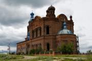 Бруснятское. Казанской иконы Божией Матери, церковь