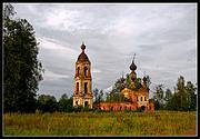 Церковь Сретения Господня - Резанино - Ярославский район - Ярославская область