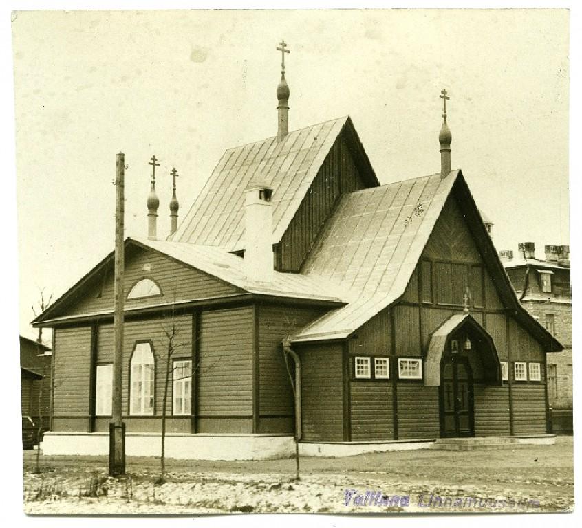 Церковь Николая Чудотворца в Копли, Таллин