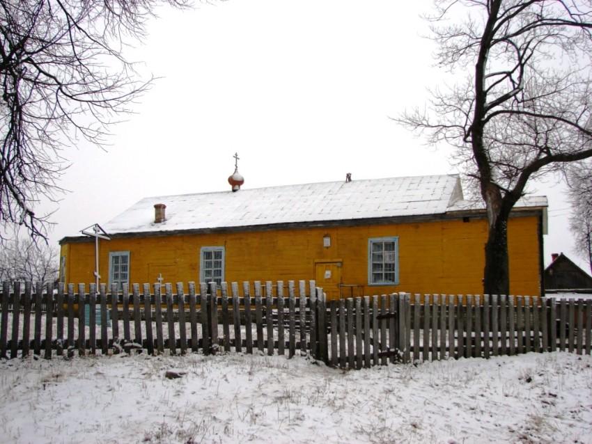 Церковь Димитрия Солунского, Дубровка