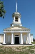 Церковь Николая Чудотворца - Колбино - Репьёвский район - Воронежская область