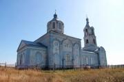 Церковь Вознесения Господня - Дальняя Полубянка - Острогожский район - Воронежская область