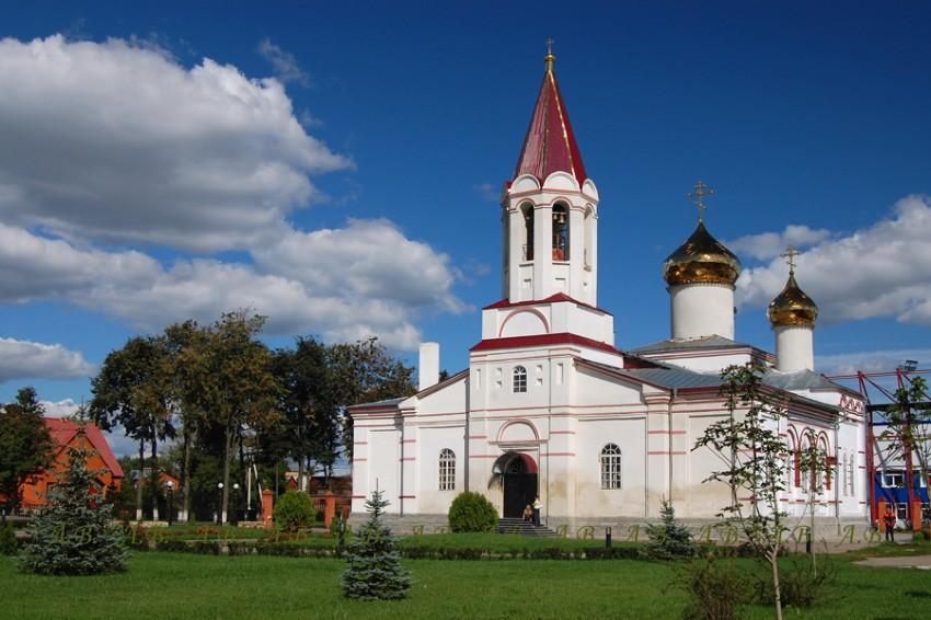 серебряные пруды московской области фото природном