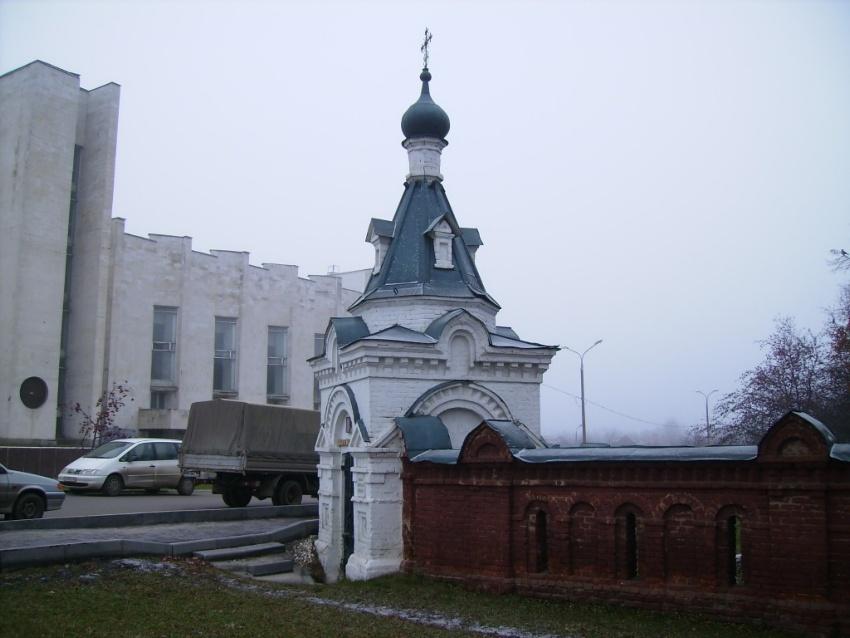 Часовня Николая Чудотворца, Коломна