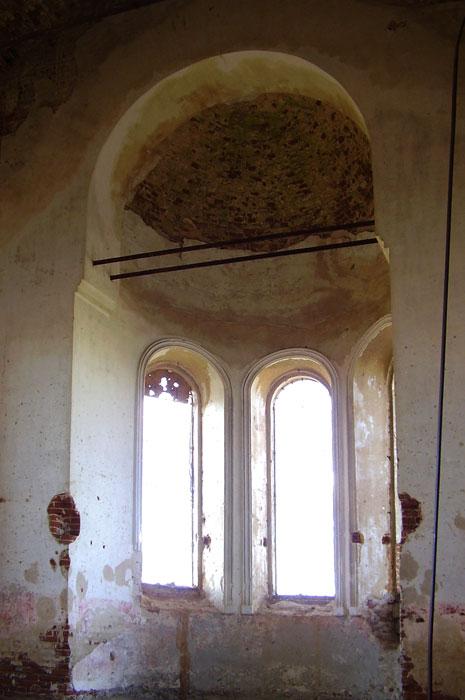 Церковь Сергия Радонежского, Куренное