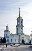 Острогожск. Чуда Михаила Архангела на Песках, церковь
