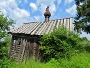 Часовня Николая Чудотворца - Аверкиевская - Плесецкий район - Архангельская область