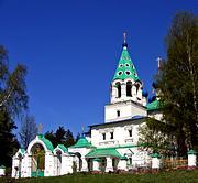 Дивная Гора. Троицы Живоначальной, церковь