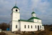 Церковь Николая Чудотворца - Никольское-на-Еманче - Хохольский район - Воронежская область