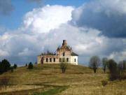 Церковь Алексия, человека Божия - Игошево, урочище - Тотемский район - Вологодская область