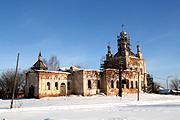 Церковь Николая Чудотворца - Шогринское - Артёмовский район (Артёмовский ГО) - Свердловская область