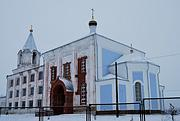 Церковь Троицы Живоначальной - Троицкое - Богдановичский район (ГО Богданович) - Свердловская область