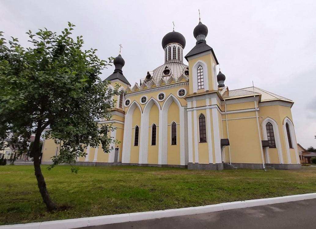 Варваринский монастырь, Пинск