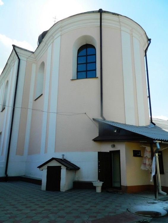 Кафедральный собор Варвары великомученицы, Пинск