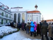 Церковь Иова Многострадального при Доме милосердия - Минск - Минск, город - Беларусь, Минская область