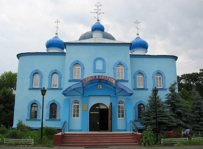 Церковь Казанской иконы Божией Матери, Калинковичи