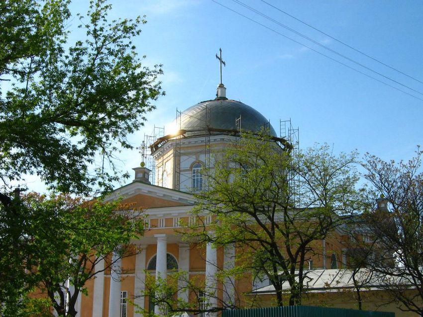 Кафедральный собор Сошествия Святого Духа, Херсон