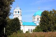 Церковь Рождества Христова - Савватьма - Ермишинский район - Рязанская область