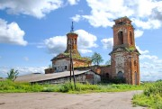 Церковь Богоявления Господня - Скобачево - Одоевский район - Тульская область