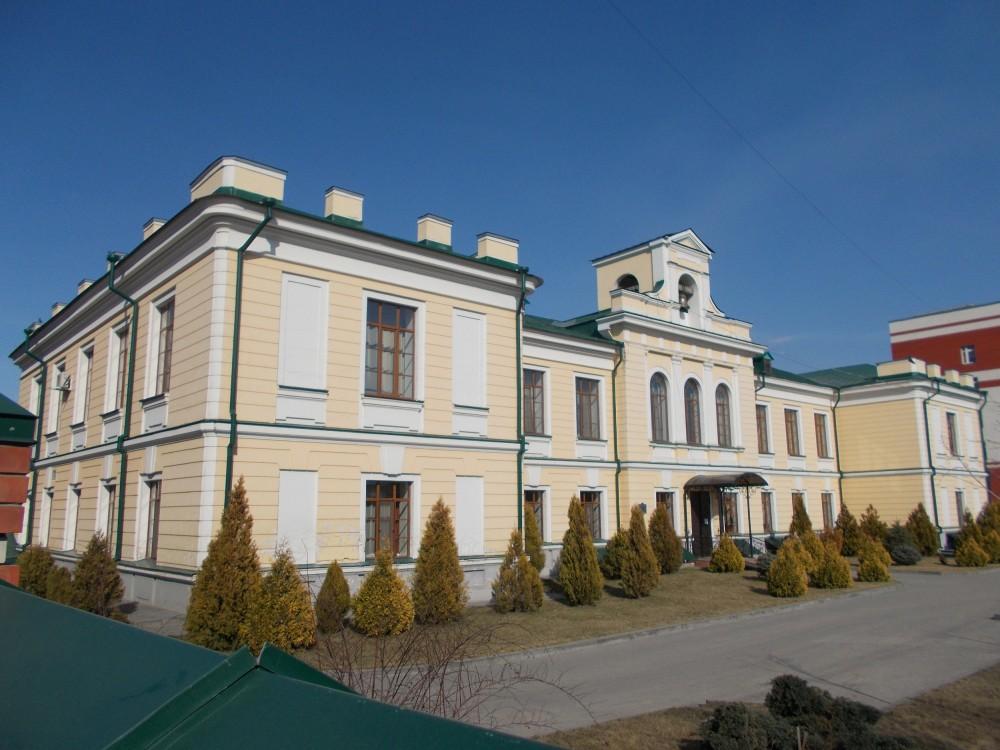 Никольский мужской монастырь, Саратов