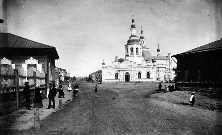 вот церкви енисейской губернии фото мерзлота