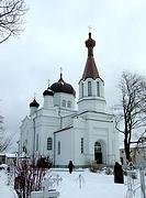 Ильинский скит Пюхтицкого монастыря - Васкнарва (Vasknarva) - Ида-Вирумаа - Эстония