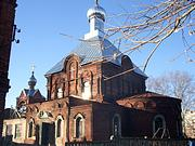 Церковь Николая Чудотворца в Красной Слободе - Тверь - Тверь, город - Тверская область