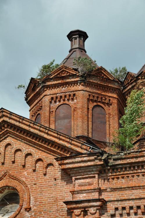 Церковь Троицы Живоначальной, Озёрки