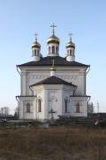Церковь Спаса Преображения - Ключи - Сысертский район (Сысертский ГО и Арамильский ГО) - Свердловская область