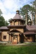 Церковь Алексия царевича - Алексин - Алексин, город - Тульская область