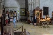 Мцхета. Монастырь Нины Каппадокийской. Собор Спаса Преображения