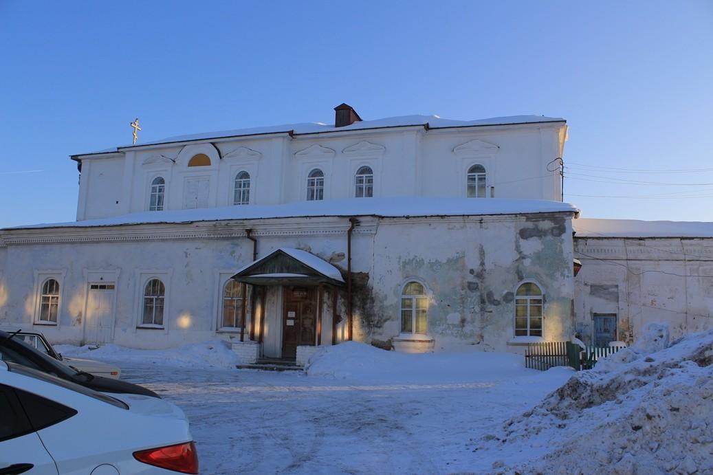 Свердловская область, Пышминский район (Пышминский ГО), Пышма. Церковь Богоявления Господня, фотография.