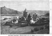 Монастырь Нины Каппадокийской - Мцхета - Мцхета-Мтианетия - Грузия